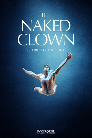 Affiche The Naked Clown