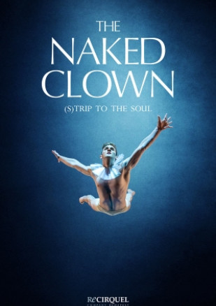 Affiche - The Naked Clown