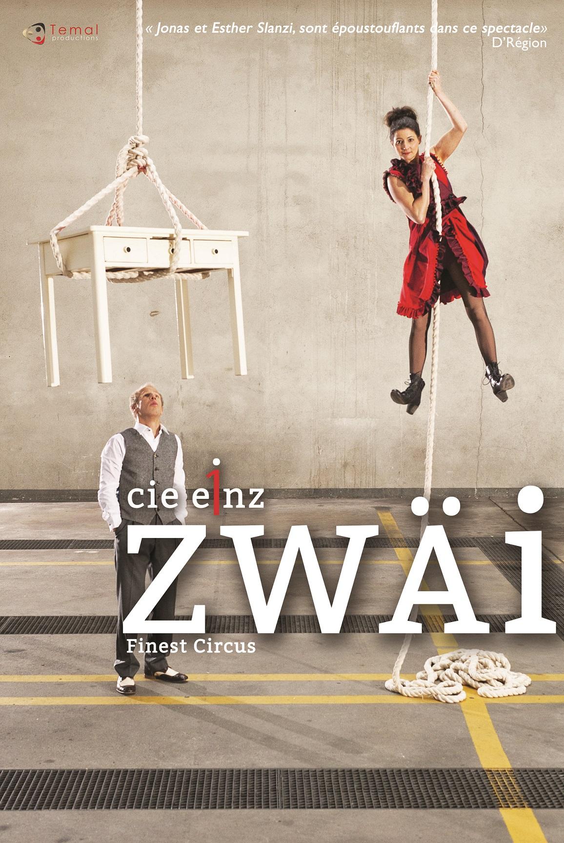 Affiche Zwaï