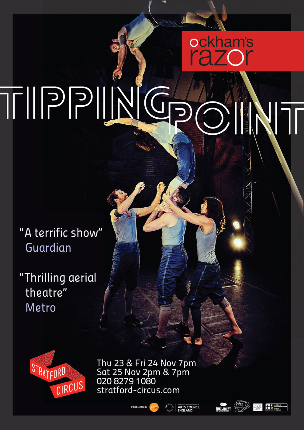 Affiche Tipping Point