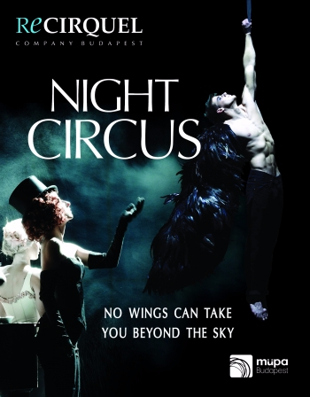 Affiche Night Circus
