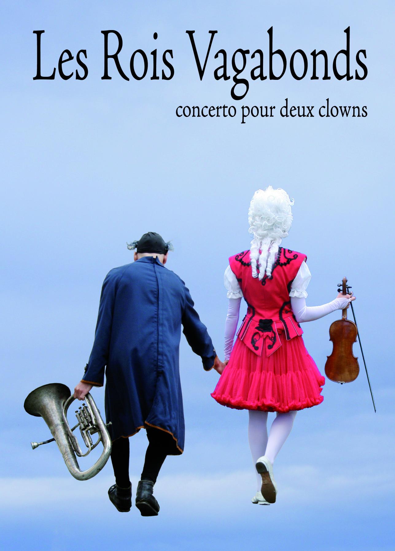 Affiche - Concerto pour deux clowns