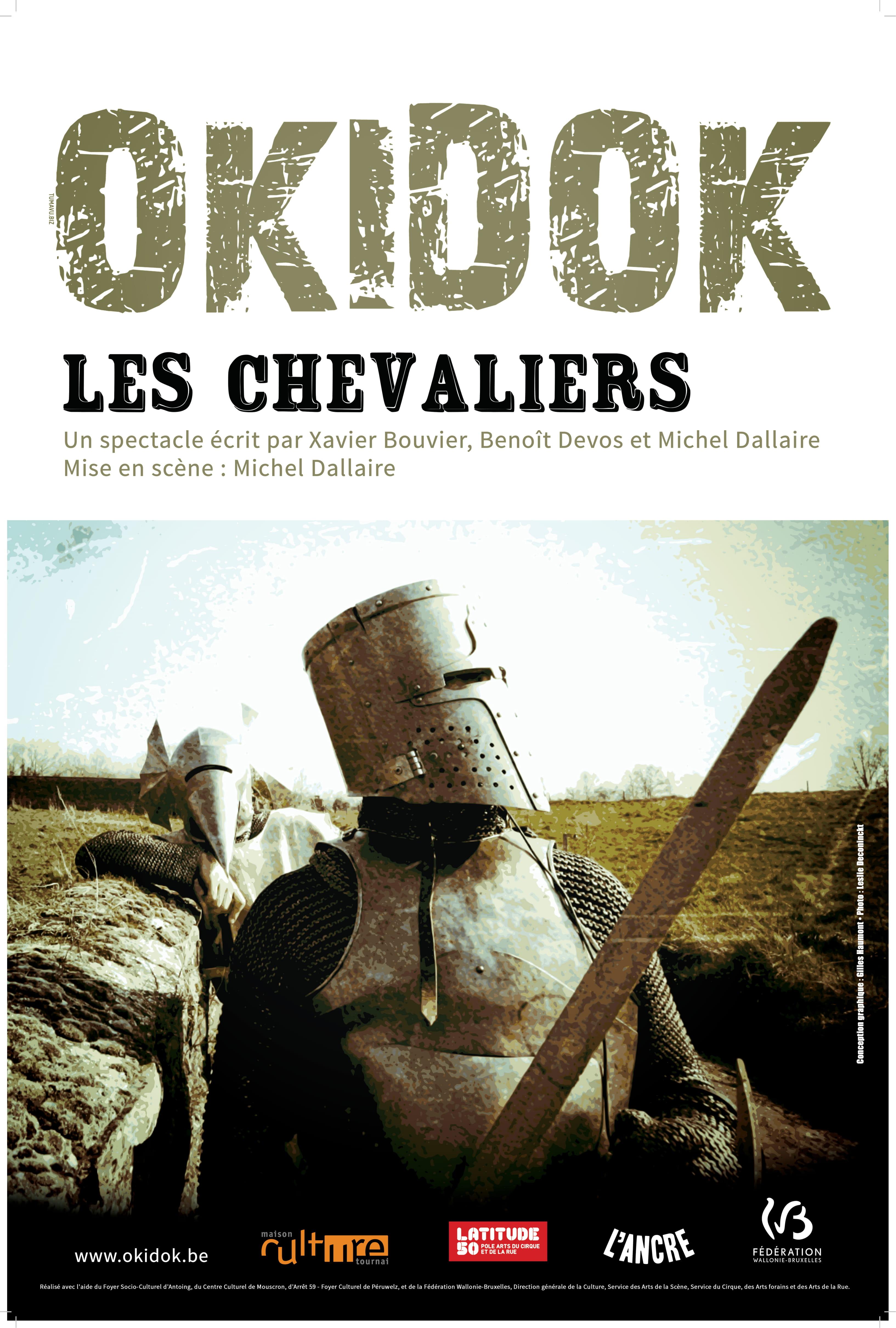 Affiche Les Chevaliers