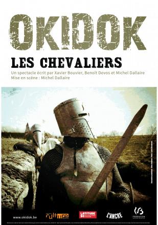 Affiche - Les Chevaliers