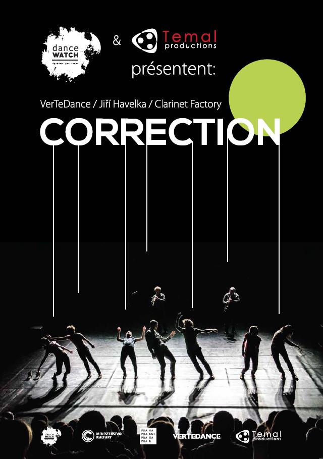 Affiche Correction